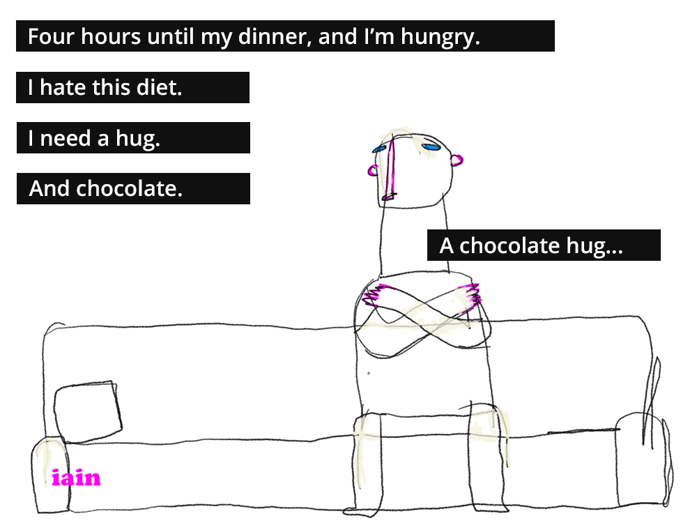 chocolate-hug