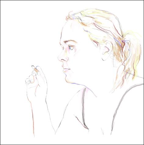 Cille portrait