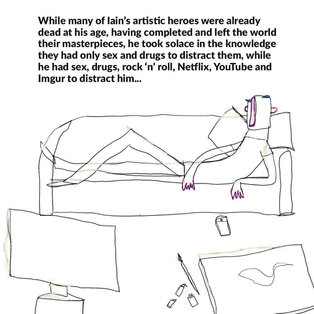 iain art heroes